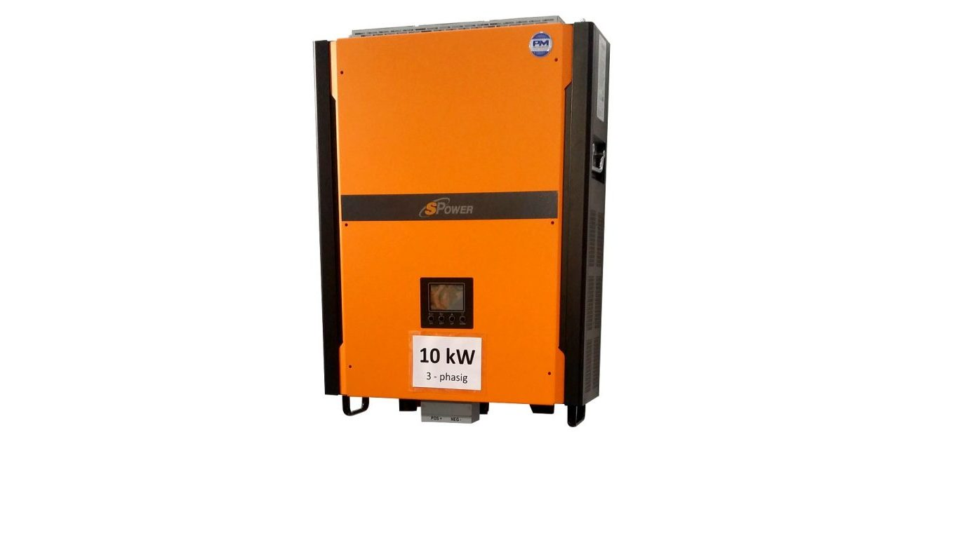 PM - Solar Batteriespeicher